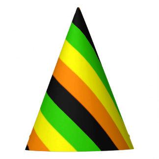 Fallln Aromantic Pride Flag Party Hat