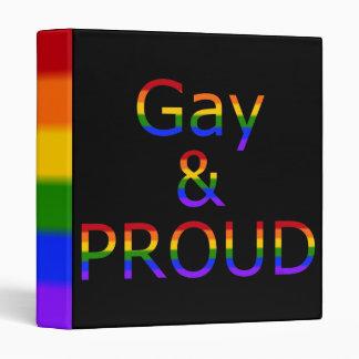 Fallln Gay and Proud Binder
