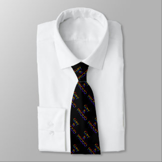 Fallln Gay and Proud Tie