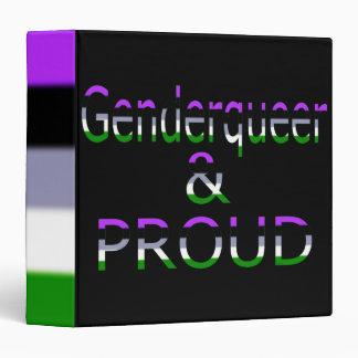 Fallln Genderqueer and Proud Binder