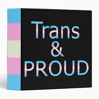 Fallln Trans and Proud Binder