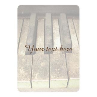 Falln A Melody Left Abadoned Card