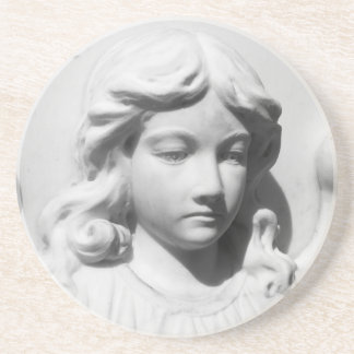 Falln Angel in Mourning Coaster