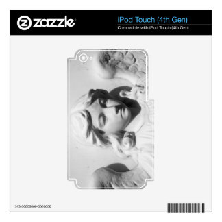 Falln Angel in Mourning iPod Touch 4G Skins