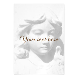 Falln Angel in Mourning Magnetic Card