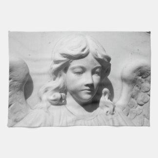 Falln Angel in Mourning Towel