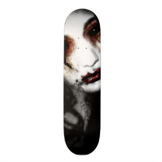 Falln Angel of Loss Original Art Skateboard Deck
