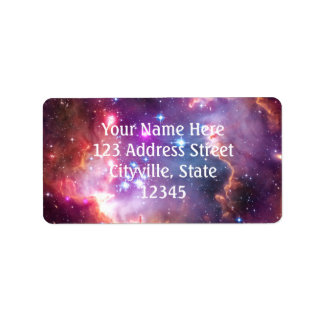 Falln Angelic Galaxy Label