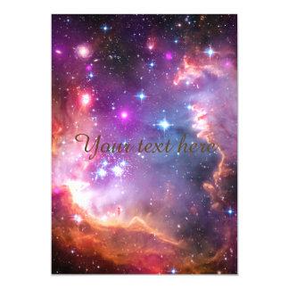 Falln Angelic Galaxy Magnetic Card
