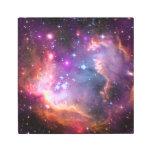 Falln Angelic Galaxy Metal Photo Print