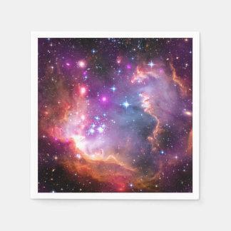 Falln Angelic Galaxy Paper Napkin