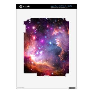 Falln Angelic Galaxy Skin For iPad 3