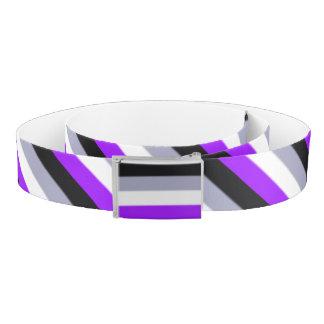 Falln Asexual Pride Flag Belt
