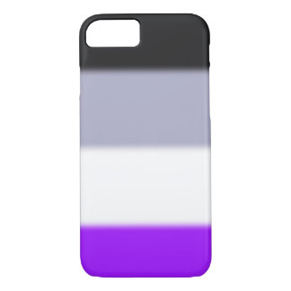 Falln Asexual Pride Flag iPhone 8/7 Case