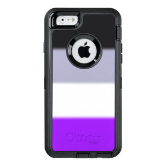 Falln Asexual Pride Flag OtterBox Defender iPhone Case