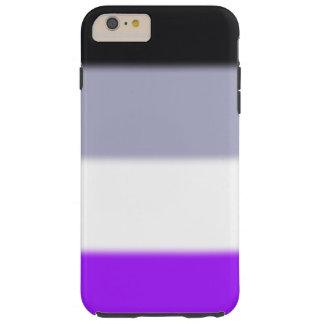 Falln Asexual Pride Flag Tough iPhone 6 Plus Case