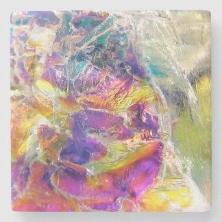 Falln Aura Crystal Stone Coaster