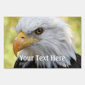 Falln Bald Eagle Liberty Sign