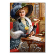 Falln Beautiful Mother's Day Card