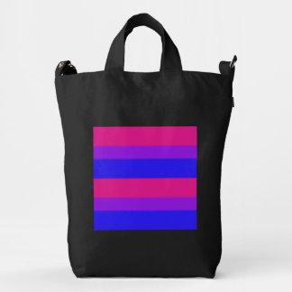 Falln Bisexual Pride Flag Duck Bag