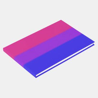 Falln Bisexual Pride Flag Guest Book