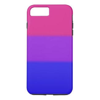Falln Bisexual Pride Flag iPhone 8 Plus/7 Plus Case