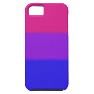 Falln Bisexual Pride Flag iPhone SE/5/5s Case