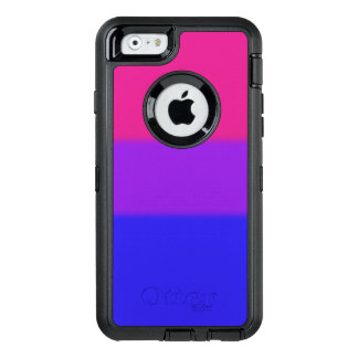Falln Bisexual Pride Flag OtterBox Defender iPhone Case