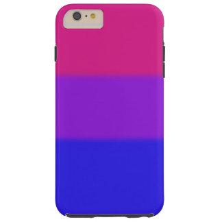 Falln Bisexual Pride Flag Tough iPhone 6 Plus Case
