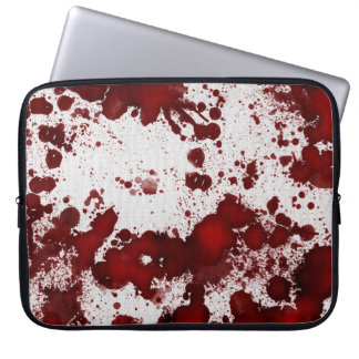 Falln Blood Stains Computer Sleeve