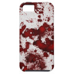 Falln Blood Stains iPhone SE/5/5s Case