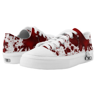 Falln Blood Stains Low-Top Sneakers