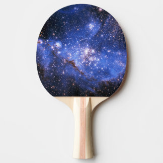 Falln Blue Embrionic Stars Ping Pong Paddle