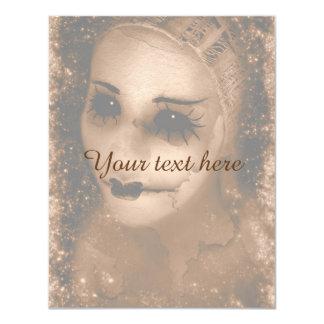 Falln Broken Pierrot Card