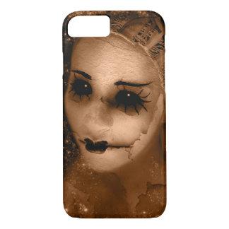 Falln Broken Pierrot iPhone 7 Case