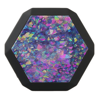 Falln Bubble Crystals Black Bluetooth Speaker