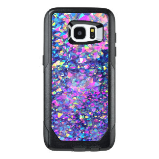 Falln Bubble Crystals OtterBox Samsung Galaxy S7 Edge Case