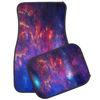Falln Core of the Milkyway Car Floor Mat