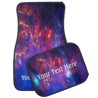 Falln Core of the Milkyway Car Mat