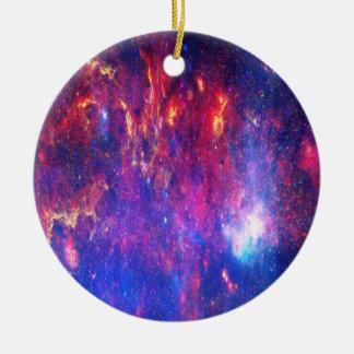 Falln Core of the Milkyway Ceramic Ornament