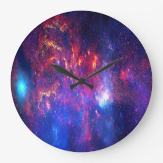 Falln Core of the Milkyway Large Clock