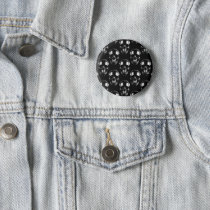 Falln Dark Skulls Button
