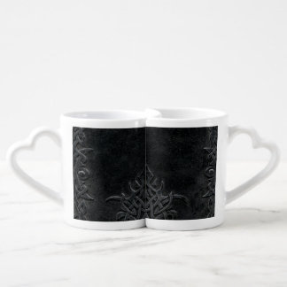 Falln Dark Tribal Coffee Mug Set