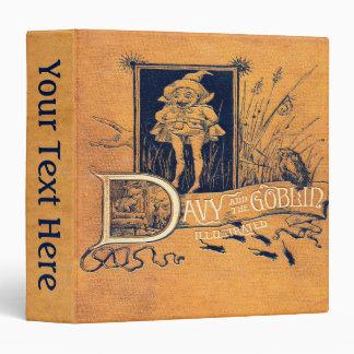 Falln Davy and The Goblin Book Binder