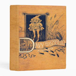 Falln Davy y el libro del Goblin Mini Carpeta