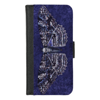 Falln Deathshead Moth iPhone 8/7 Wallet Case