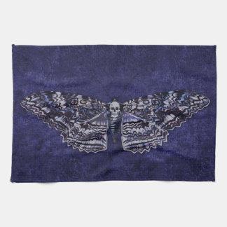 Falln Deathshead Moth Kitchen Towel