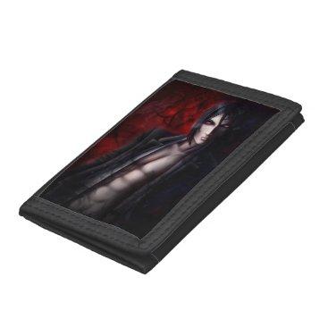 Falln Devil's Night Tri-fold Wallets