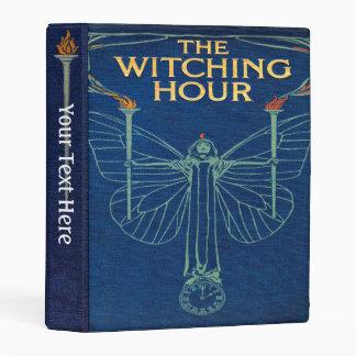 Falln el libro Witching de la hora Mini Carpeta