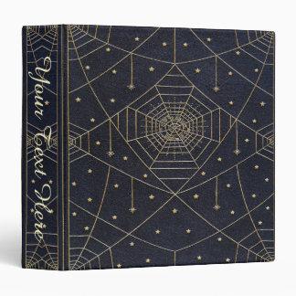 Falln Falln Spider Silk Stars Book (text) Binder